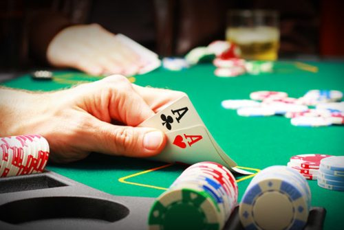 Can we play legal poker in India?