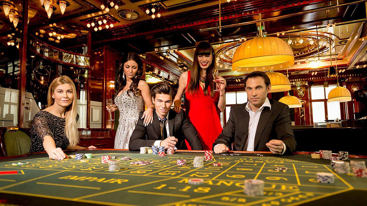 Shop for nothing and have the casino answer for you