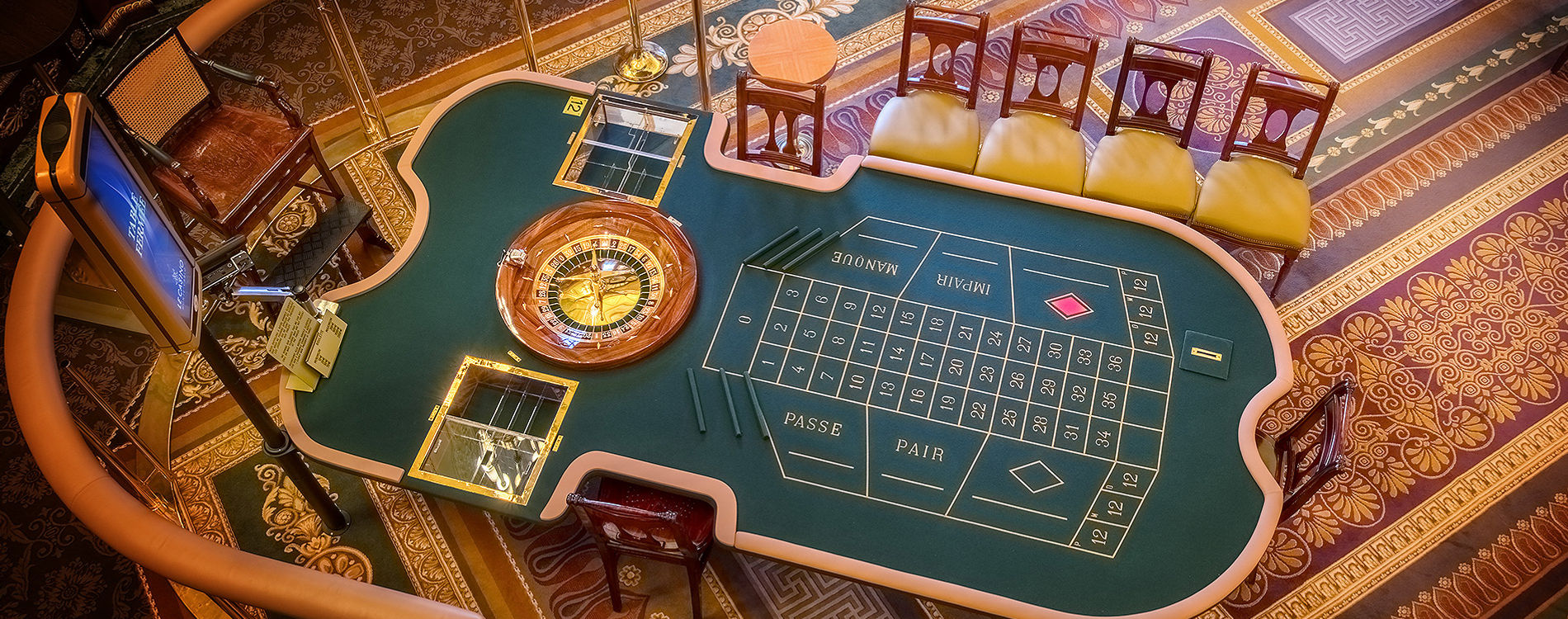 The Exciting Online Casino Roulette Game