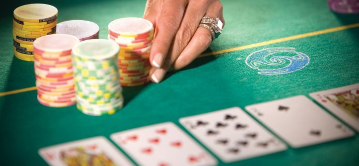 Steps to gamble on online websites