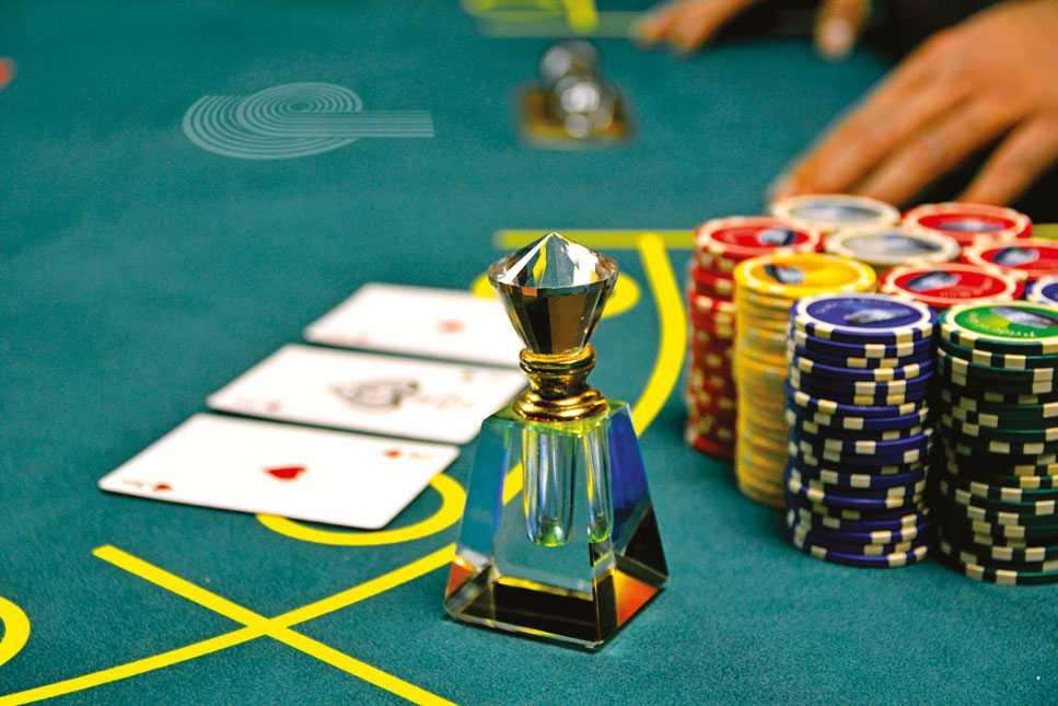 Slot games in online casinos