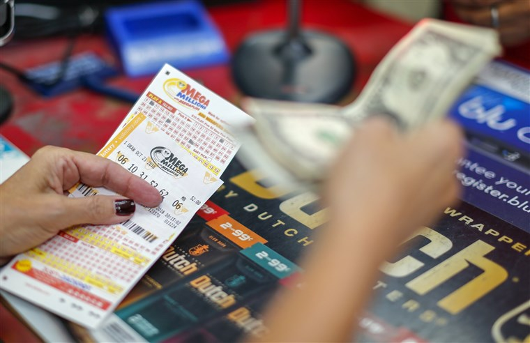 Where is the chance of winning lottery, online or offline?