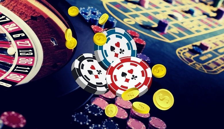 Explain different types of online casino games