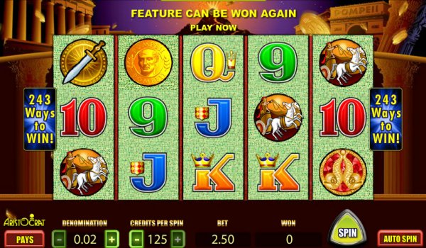 Try free slot games