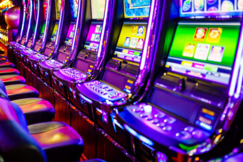 Online Slots: Changing Casino World around You
