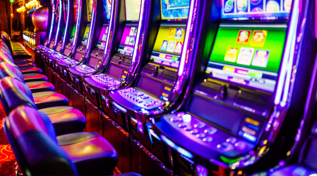 Online Slots: Changing Casino World around You