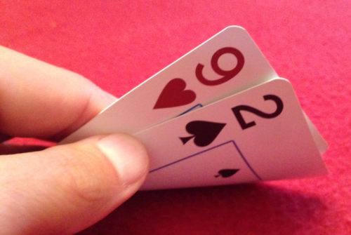 Few tips for online poker games