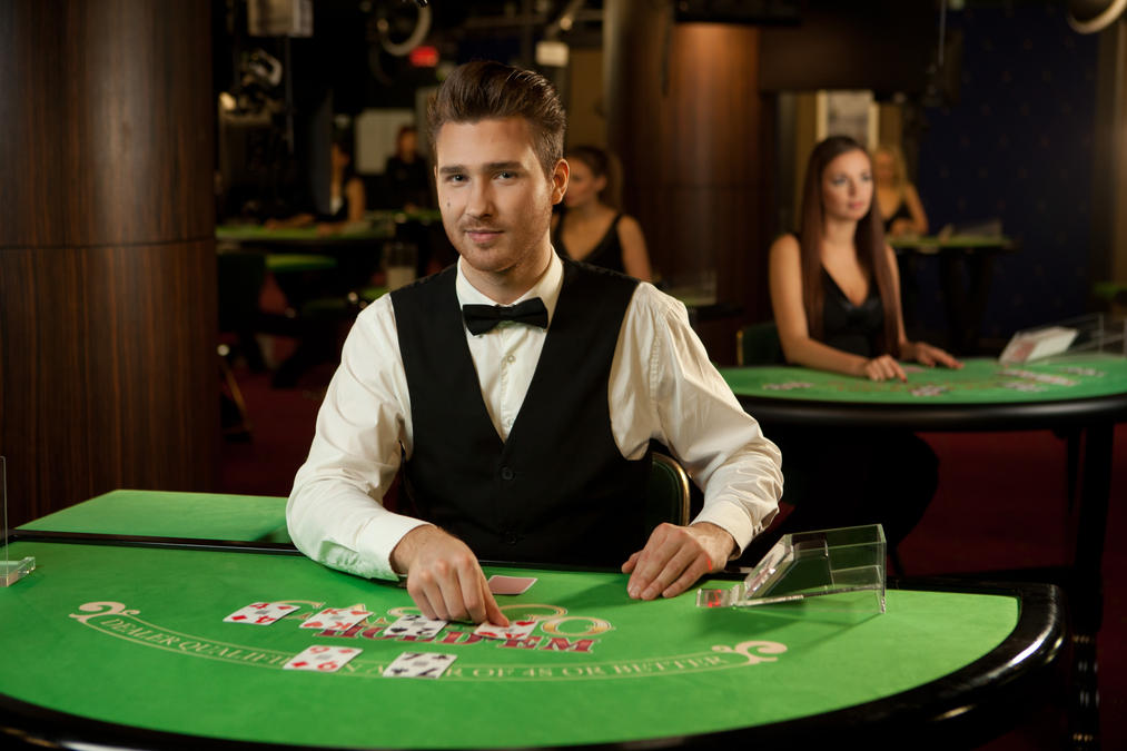 Excitements and enrichments of poker game